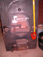 Jenson Wood Boiler Hand Fired Coal Boilers Using