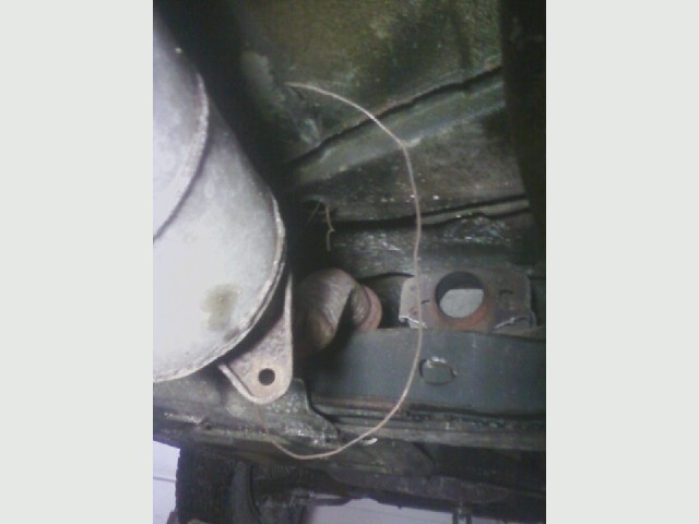 Exhaust, catalytic converter fix, Blazer.jpg