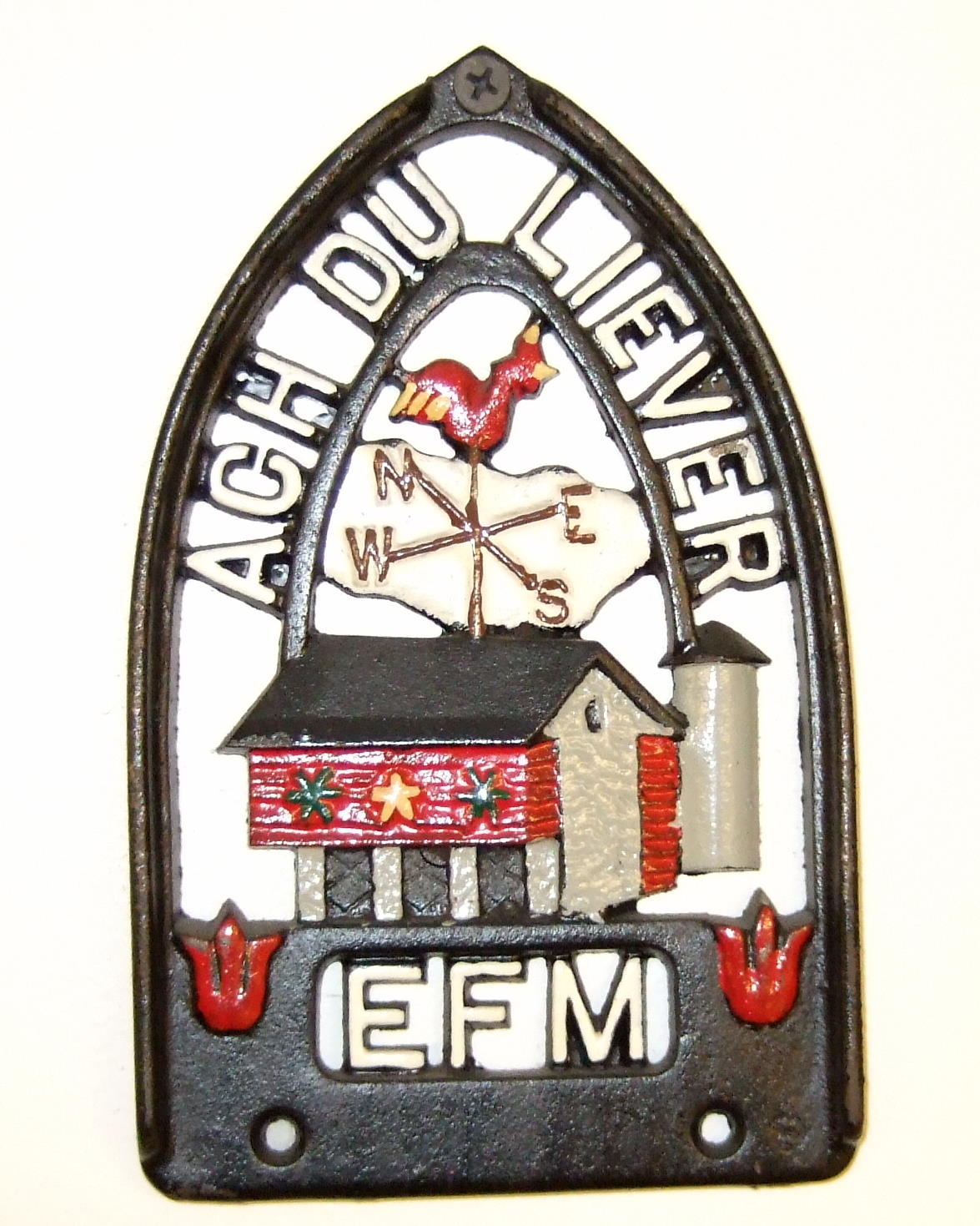 EFM Trivet Issued in 1969
